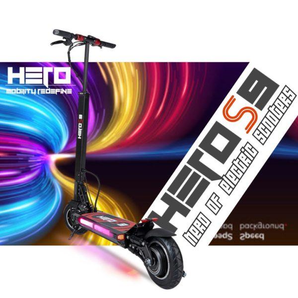 Trottinette HERO S9